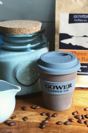 Bamboo reusable Coffee Mug