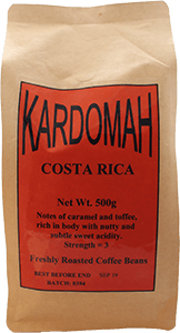 Kardomah Costa Rica