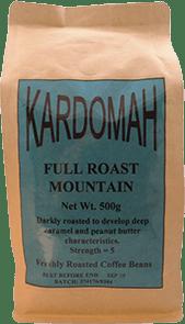 Kardomah Full Roast Mountain