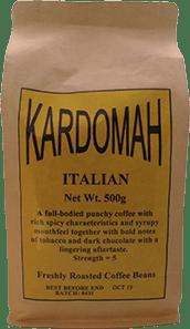 Kardomah Italian