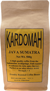 Kardomah Java Sumatra