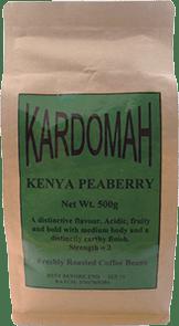 Kardomah Kenya Peaberry