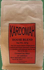 Kardomah House Blend