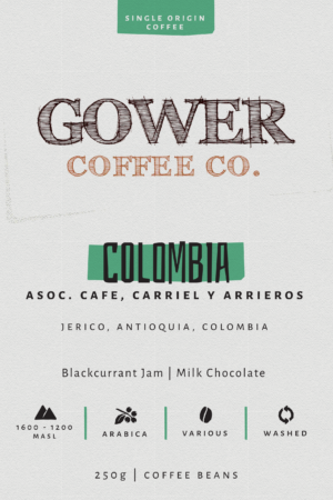 Colombia Association Cafe Carriel Y Arrieros