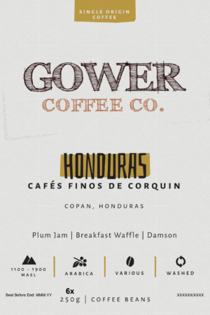 Honduras Cafes Finos De Corquin