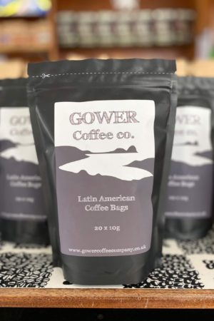 Gower Coffee Bags Latin American