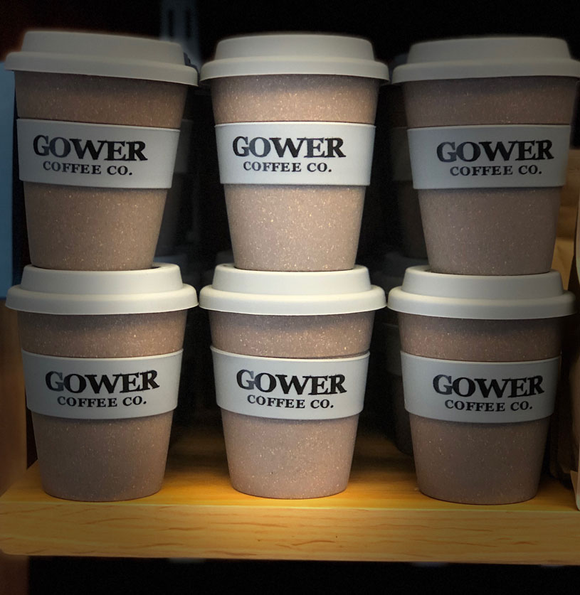 Love Gower Coffee!
