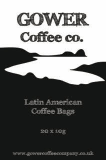 Gower Coffee Bags