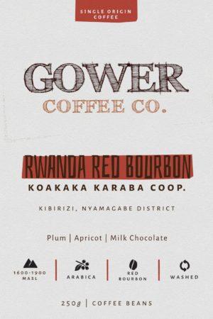 Rwanda Red Bourbon Speciality