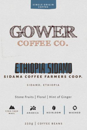 Ethiopia Sidamo - Speciality