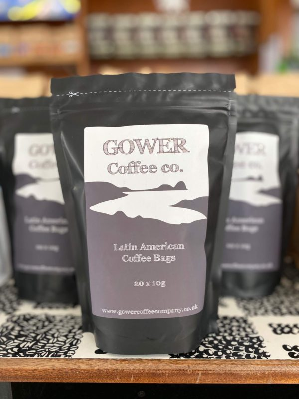 Gower Coffee Bags
